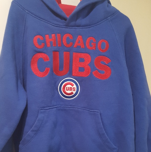 finest selection 69466 c6a99 Boys Chicago Cubs Sweatshirt Hoodie
